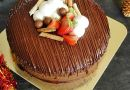 Chocolate Fudge Cake – เค้กชอคโกแลตหน้านิ่ม